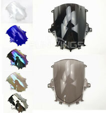 Double Bubble Windshield WindScreen for  Yamaha YZF 1000 R1 2015 2016 2017