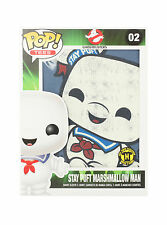 Funko POP! Tees Ghostbusters STAY PUFT MARSHMALLOW MAN T-Shirt Standee Hot Topic