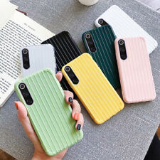 For Xiaomi Mi 9 8 A3 Lite Redmi Note 5 6 7 Pro Straight Suitcase Soft Case Cover