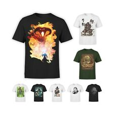 The Lord of the Rings T-Shirt Collection #1   Unisex   Fantucci