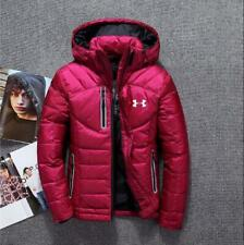 High Quality Under Armour Winter Women's UA Down Hooded Jacket Down Coat Parka