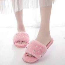 Fashion Warm Cotton Winter Women Home Slippers Soft Sole Indoor Non-slip House S