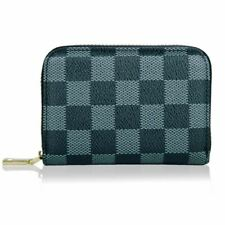 Credit Card Holder for Women Men, RBEIK Accordion Style ID Business Wallet Case,
