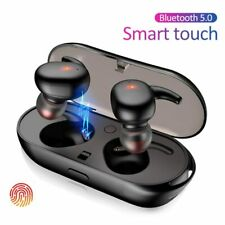 HEADPHONES  HEADSET BLUETOOTH  WIRELESS  IN EAR PHONES EAR PODS  IOS ANDROID