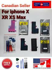 OEM Original Battery Replacement for Apple iPhone 7 7+ 8 8+ X Xr Xs Xs Max..