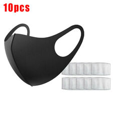 Reusable Face Mouth Cover Cycling Anti-Dust Haze Outdoor Stop Air Pollution