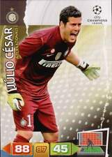 Inter Mailand - Basiskarten PANINI Adrenalyn XL UEFA Champion League 2011-2012