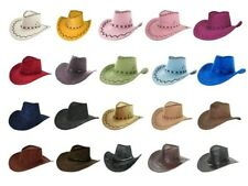 Cowboy-Hut Western-Hut Cow-Girl Texas Alle Farben Square-Dance Karneval Fasching