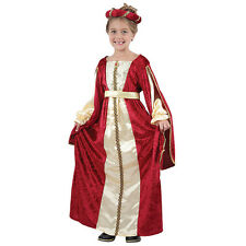 #FAIRY TALE REGAL RED PRINCESS OUTFIT FOR CHILD #BOOK WEEK FANCY DRESS