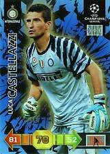PANINI UEFA CL 2010-11 - INTER MAILAND - BASE + UPDATE CARDS - TOPMINT