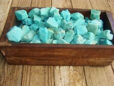 1000 Carat Lots of Unsearched Natural Amazonite Rough - Plus a FREE Faceted Gem