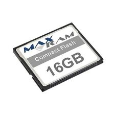 16GB Compact Flash Memory Card for Canon XF100 & more