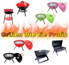 Kugelgrill Standgrill Faltgrill Zylindergrill Holzkohle-Grill BBQ-Grill Barbeque