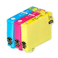3 XL Ink Cartridges C/M/Y non-OEM to replace T1302, T1303, T1304 (T1306)