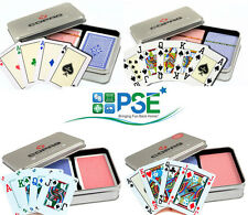 COPAG PLAYING CARDS 4 FOUR SEASONS LIMITED EDITION SPRING SUMMER FALL WINTER