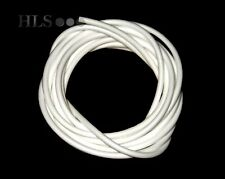 WHITE silicone rig tube - 0.5, 0.75, 1.0, 1.5, 2.0 and 3.0mm ID - Carp tackle