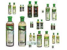 FAITH IN NATURE SHAMPOO & CONDITIONERS, NATURAL,VEGAN, PARABEN FREE,- BIG CHOICE