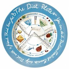 The Diet Plate® -Personalised Weight Loss the Simple Way-advice included FREE!