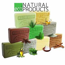 Savon de Marseille Natural French Soap with Organic Shea Butter *Genuine* SPA