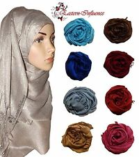 NEW SHINY SHIMMER GLITTER HIJAB PARTY WEDDING SCARF SHAWL  NIQAB JILBAB ABAYA