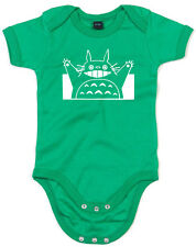 My Neighbor Totoro, Studio Ghibli inspired Kid's Printed Baby Grow