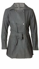 Classic Wool Winter Short Trench Coat