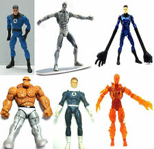 Marvel MR FANTASTIC La Cosa torcia umana donna invisibile fantastici 4 Action