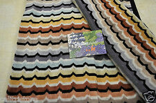 "SET ASCIUGAMANI ""TOWEL"" MISSONI HOME COTONE ART.OMAR MULTICOLOUR 60X110 - 40X60"