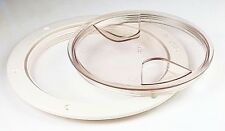 Round Boat Clear Deck Hatch with Handle - 102mm / 127mm / 152mm / 203mm Avail.