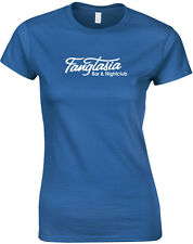 Fangtasia, True Blood inspired Ladies Printed T-Shirt