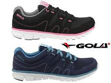 Ladies Womens Gola Active Lightweight Running Trainers Shoes Sports Gym Trainer