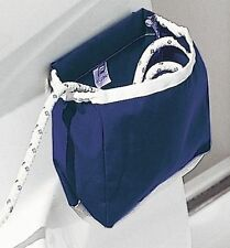 Blue Draylon Halyard Stowage Bag for your Boat - 30cm + 45cm Sizes Available