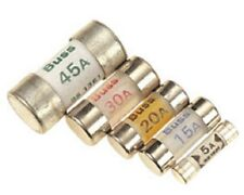 1 2 4 x 5 15 & 30 AMP Consumer Unit Fuses BS1361 Lighting Heater Domestic Shower