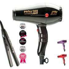 Parlux 385 PowerLight Ceramic Ionic Hairdryer - Various Colours Available
