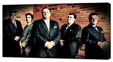 THE SOPRANOS CANVAS PRINT Oil Painting Home Wall Decor Art Giclee Artwork