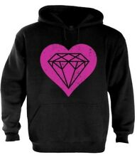 DIAMOND HEART Hoodie YOLO Cali hipster SWAG TUMBLER -FRESH Dripping Gift
