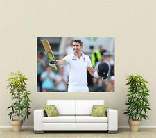 Kevin Pieterson Cricket  Giant 1 Piece  Wall Art Poster SP238