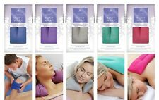 Aroma Home Microwavable Lavender Wheat Bag Soothing Hot & Cold Pack Body Wrap