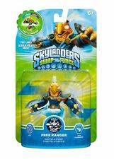 SKYLANDERS SWAP FORCE Shape Shifter Swappable Figures Hoot Loop Free Ranger ...