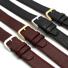CONDOR Extra Long XL Leather Watch Strap Band Buffalo Grain 16mm 18mm 20mm 086L