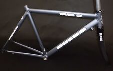 Guess RB2 Frame with Guess Carbon Fibre Forks 57mm or 60mm  AN6 Ultralight tube