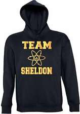 Hodded TEAM SHELDON - big bang theory - BBT- SWEAT Shirt - S M L XL XXL 3XL