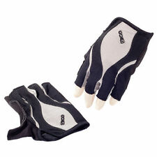 Eigo Fingerless Sports Cycling Gloves / Mitts  Road / Mountain Bike - Grey
