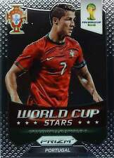 PANINI PRIZM WM BRAZIL 2014 - WORLD CUP STARS - to choose