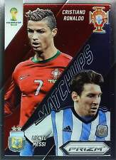 PANINI PRIZM WM BRAZIL 2014 - MATCHUPS - to choose