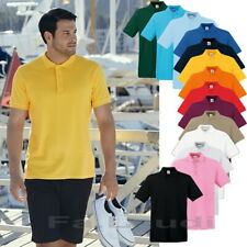 Fruit of the Loom, New Premium Polo, Herren Polo Shirt  Gr. S - 3XL