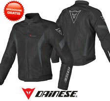 Giacca donna Dainese Air Crono Tex lady nero dark-gull-gray moto jacket