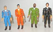 A Team BA Baracus Mr T Hannibal Action force Figures 1983 Galoob A-Team Viper