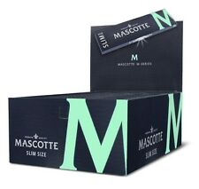 Mascotte King Size Slim and Standard Size Smoking Papers - Many Variations