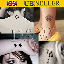 Ladies Fashion Removable Waterproof Temporary Tattoo Party Art Sticker SAILOR